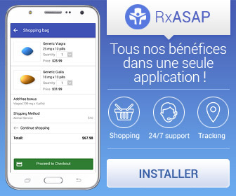 installer notre application mobile !