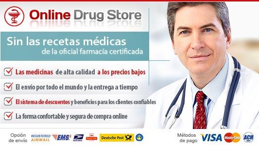 Comprar Ciprofloxacino baratos en línea!